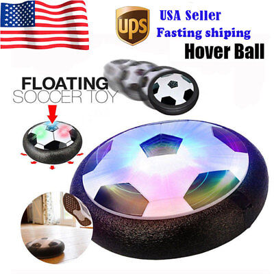 Toys for Boys LED Hover Ball Disk 3 4 5 6 7 8 9 10 11 12 Year Age Old Kids (Creative Gifts For 3 Year Old Boy)