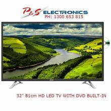"""BRAND NEW 40"""" 101 cm FULL HD LED TV BUILT-IN DVD PLAYER_AK4015FH Greenacre Bankstown Area Preview"""
