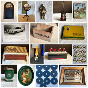 ONLINE COLLECTIBLES AUCTION