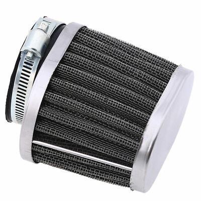 Motorcycle 50mm Engine Inlet Intake Air Cleaner Filter for Yamaha Kawasaki Honda