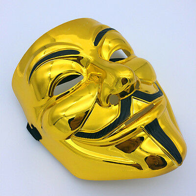 Cosplay Costumes For Guys (Christmas Cosplay Costumes Party Fancy Anonymous V for Vendetta Guy Fawkes)