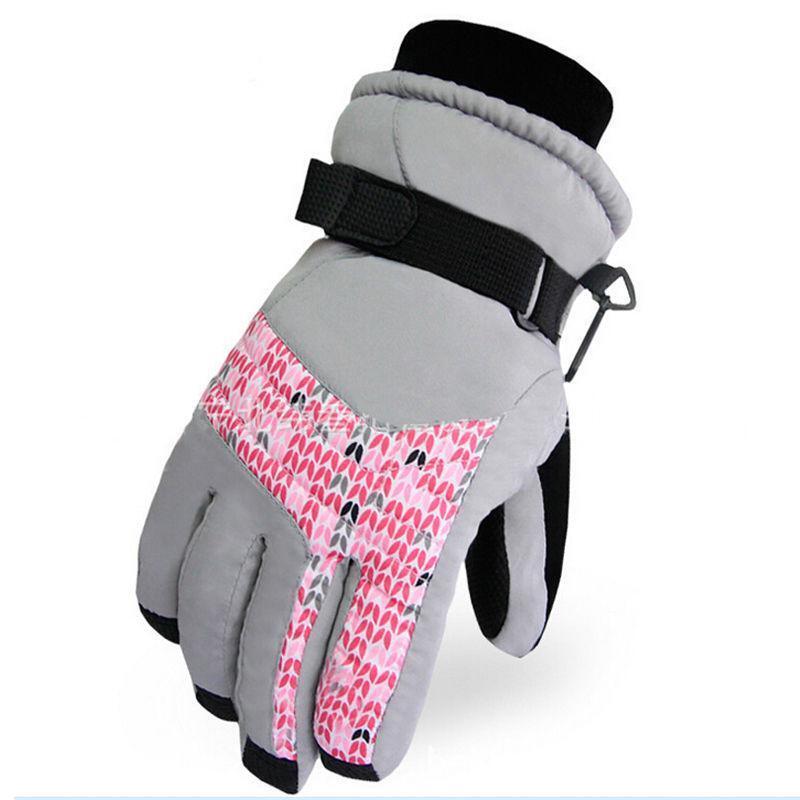 Kids Ski Gloves Ebay