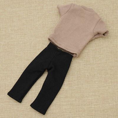 1/6 HASBRO G I JOE Army T-shirt Pant Suit For 12