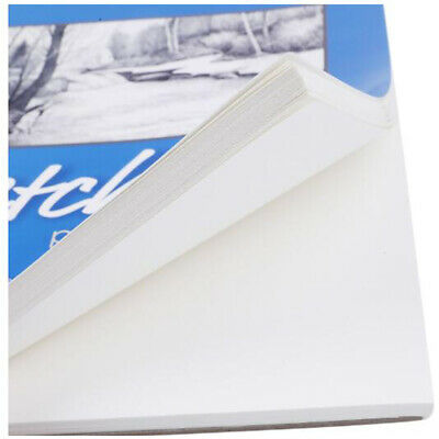 "A5 Sketch Drawing Paper 16 Sheets 5.7""X7.9"" Book Paper Artist Sketch Pad 120gsm"