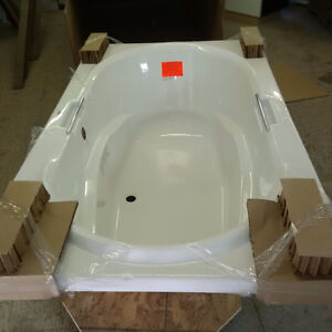 "MAAX soaker tub 72""x42"" ""Antigua"""