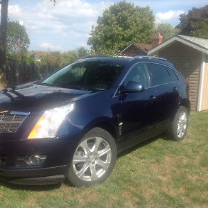 2010 Cadillac SRX 3.0 Performance SUV, Crossover
