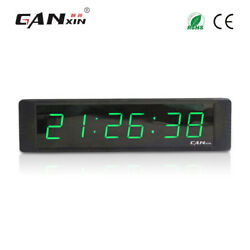 [Ganxin]1'' Small Desk Clock Table Led Digital Timer Countdown Meeting Clock