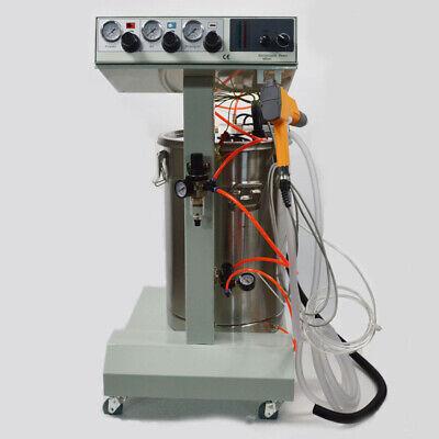 110v Electrostatic Powder Coating Machine Powder Coat System With Spray Gun