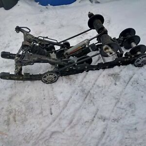 Suspension / Traîneau / Arctic Cat Thundercat 1000