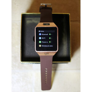 NEW QW09 Smart Watch Phone Bluetooth Unlock SIM Android WiFi