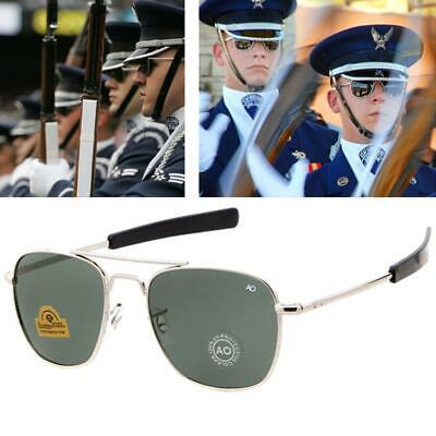 Aviation Sunglasses Men Brand Designer American Army Military (Military Sunglasses Brands)
