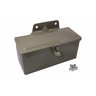 9n Ford Tractor Toolbox With Attached Mounting Bracket  9n-17005-a