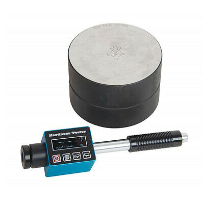 Reed Instruments R9030 Portable Rebound Hardness Tester