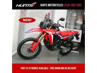 ORDER NOW: BRAND NEW 2021 Honda CRF300 Rally ABS. £6,039 On The Road