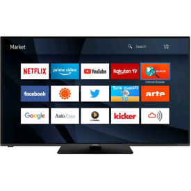 "Panasonic 43"" led smart 4k tv can deliver"