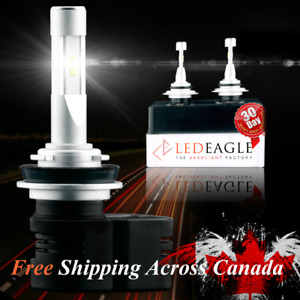 Headlight LED Bulbs Kit Free Ship 2017 Model 2 yr Warranty