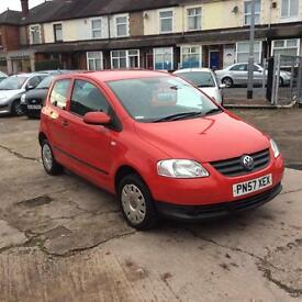 Volkswagen Fox 1.2 ONE FORMER KEEPER NEW CLUTCH REPLACED