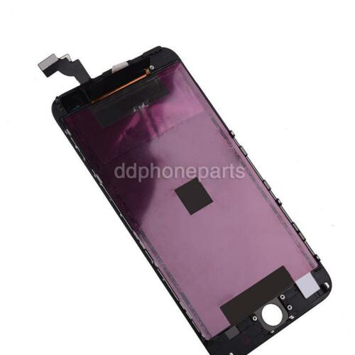 Black LCD Display Touch Screen Digitizer Frame Assembly For iPhone 6 Plus 5.5''