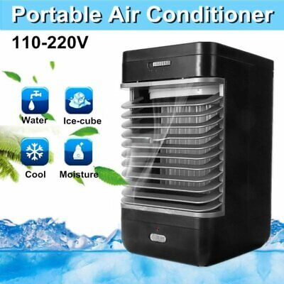 3 In 1 Cooling Humidifier Purifier Air Conditioner Cooler Portable Fan Filter UK