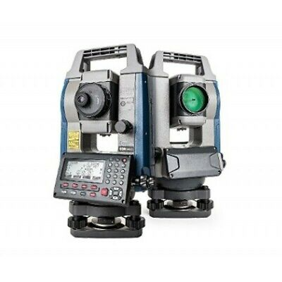 Sokkia Im-52 2 Dual Display Reflectorless Total Station Wbluetooth