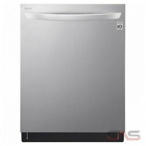 LG LDT5665ST Stainless Dishwasher NEW $699 as ham