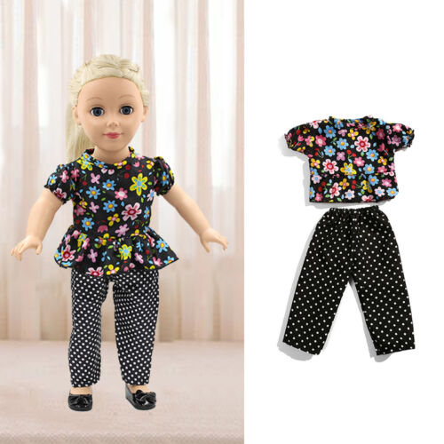 3ea228c687d5 White Summer Party Dress Clothes fit 18   Doll Girl Our Generation ...