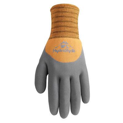 Wells Lamont Black Mens Extra Large Latex Winter Gloves