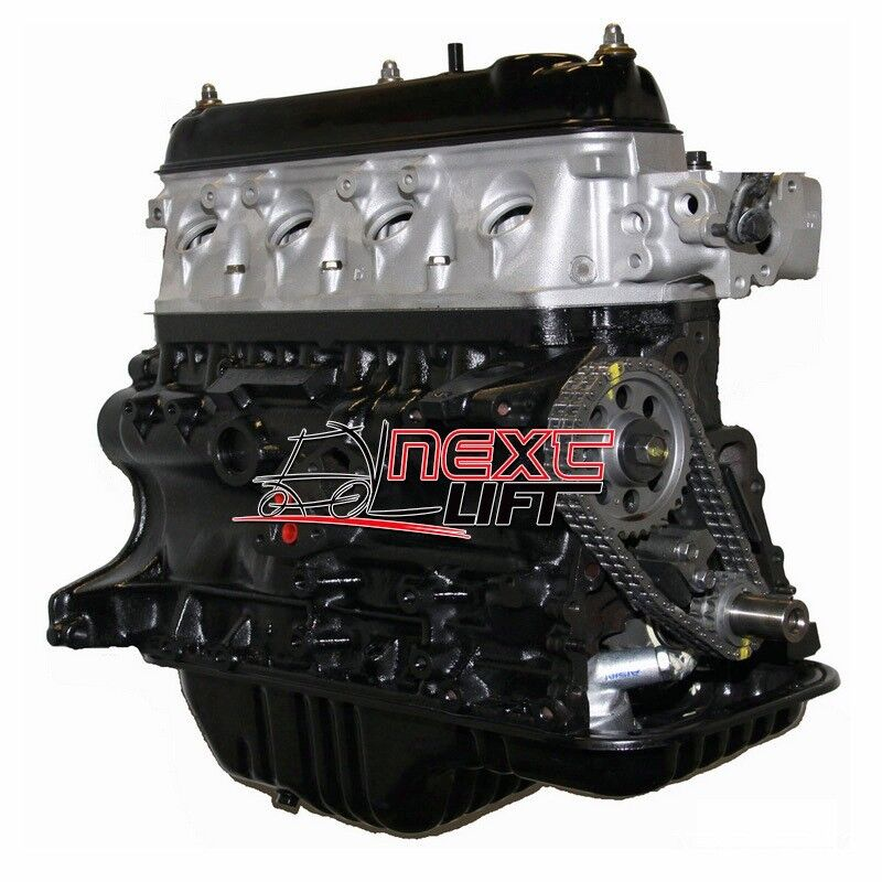 NEW TOYOTA 4Y ENGINE LONG BLOCK MOTOR COMPLETE FORKLIFT