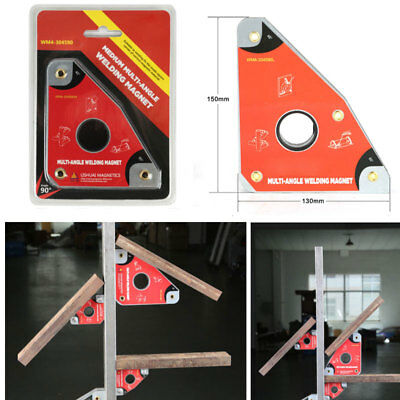 Multi-angle Welding Magnetic Clamp Holder 50kg121lbs Welder Magnet Fixture Jig