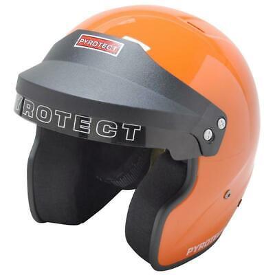 Pyrotect Helmet-Pro Airflow Open Face-Orange XXXLarge-SA2010