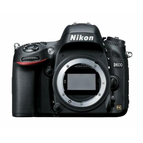 Nikon D600 DSLR Body - Occasion