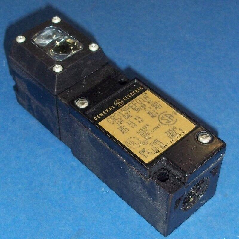 GENERAL ELECTRIC 103/132V PHOTOELECTRIC SENSOR CR315PEF01A *PZB*