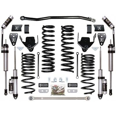"ICON 2014- 2018 RAM 2500 4WD 4.5"" Suspension System Stage 3 Performance Kit"