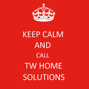 For all your home services, call TW Home.