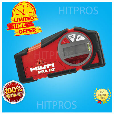 Hilti Pra 22 Laser Receiver Brand New Free Coffee Mug Fast Shipping