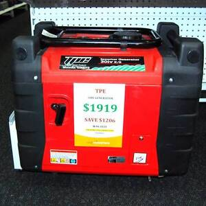 TPE – Honda Power Inventor Generator – Rv Series Greenslopes Brisbane South West Preview