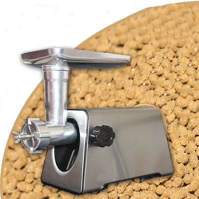 220v 3.5mm Electric Household Animal Feed Chicken Dog Cat Food Pellet Machine