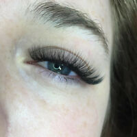Eyelash Extensions and Microblading