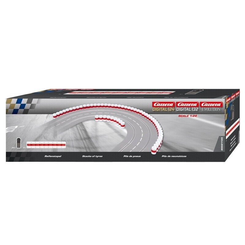 Carrera 21130 Tire wall