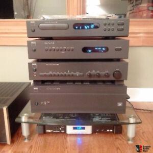 Nad system: Amp ,Pre, CD, tuner - 216 THX / C160 / C540 / C440 (