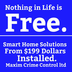 Nothing in Life is FREE.  #Smarthome Automation Package