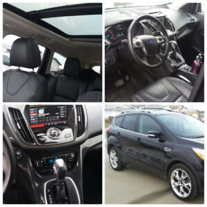 2013 Ford Escape Titanium SUV, Crossover REDUCED! OBO