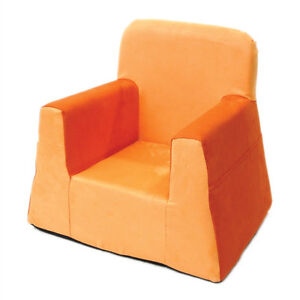 P'kolino toddler foam chairs and fold-out sofa. Kitchener / Waterloo Kitchener Area image 1