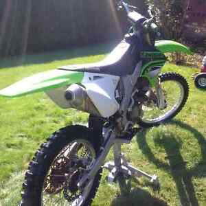2007 kx250f in great condition