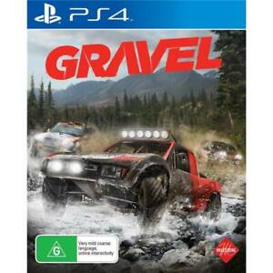 NEW/SEALED: Gravel for PlayStation 4 Abbotsford Yarra Area Preview