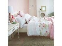 Brand New Original Sanderson Adele Double Duvet Cover