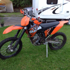 2009 KTM sxf 450 need sold by the 1st!