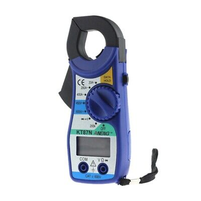 Aneng Kt87n Digital Multimeter Ampere Clamp Meter Current Clamp Pincers Ac O4b4