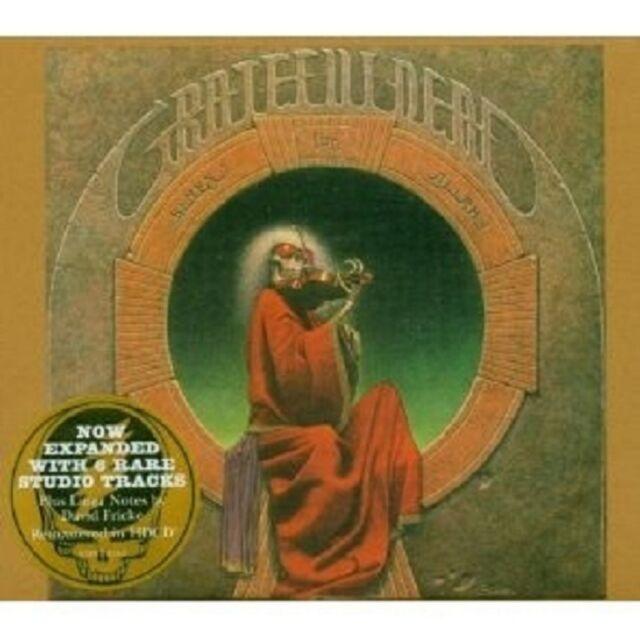 GRATEFUL DEAD - BLUES FOR ALLAH CD ROCK 13 TRACKS NEU