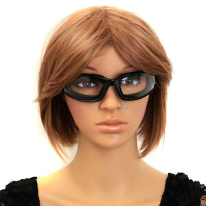 Tears Free Onion Goggles Glasses Kitchen Slicing Cutting Chopping Eye Protector